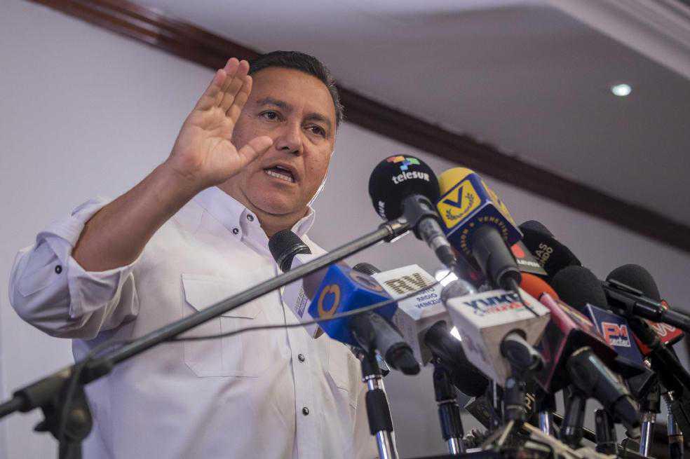 Javier Bertucci, rival a la medida de Nicolás Maduro