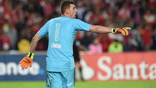 """""""Estoy muy feliz y entusiasmado de ir al Mundial"""": Franco Armani"""