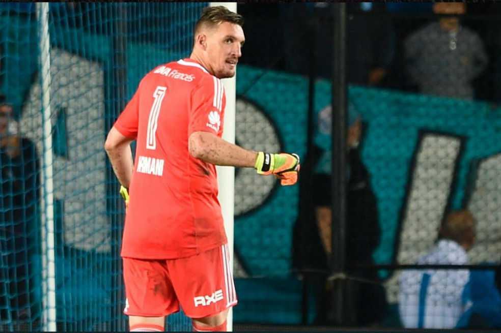 Franco Armani al Mundial: Sampaoli dio a conocer la lista de 23 de Argentina