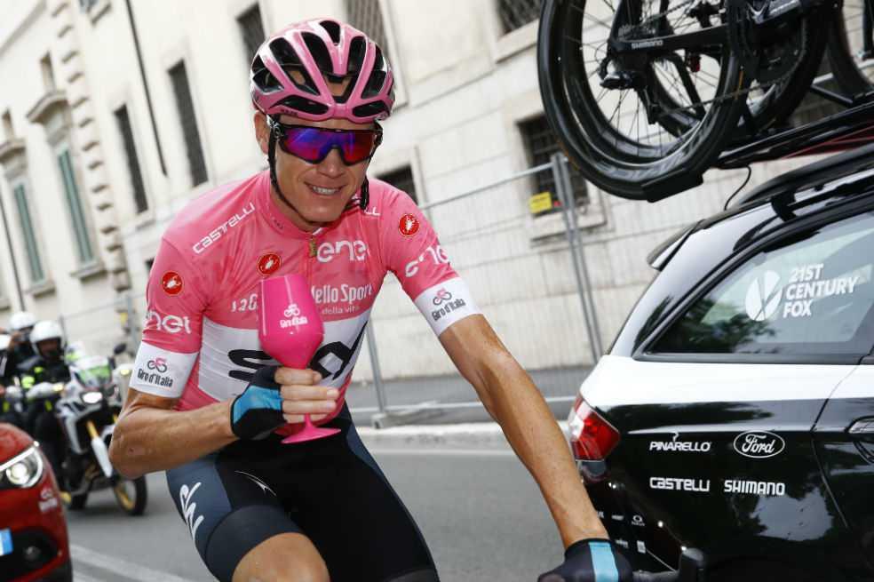"""""""Froome no pertenece a las leyendas del ciclismo"""": Hinault"""