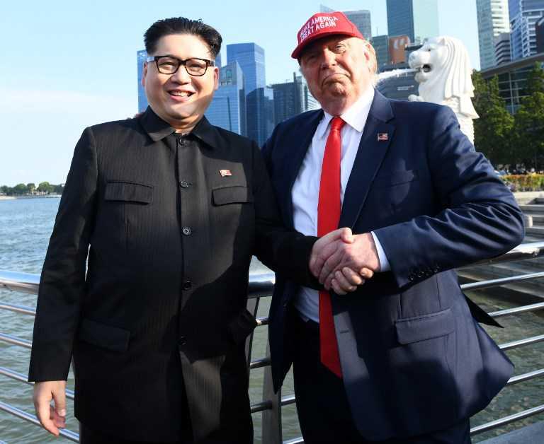 El imitador de Kim Jong-un fue detenido en Singapur antes de la cumbre