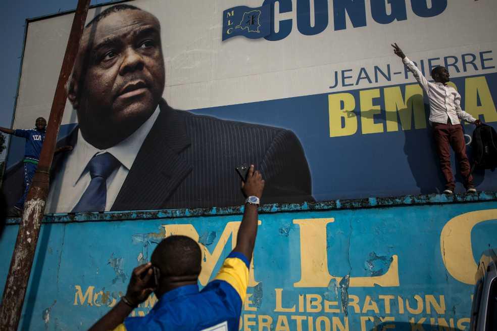 Exvicepresidente congoleño Bemba, absuelto de crímenes de guerra y contra la humanidad
