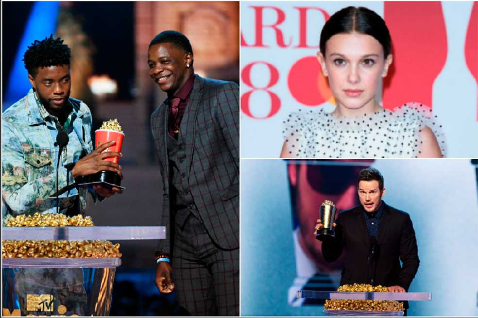 Protagonista de «Pantera Negra» cede su premio MTV a joven que desarmó a asesino en Tennesse
