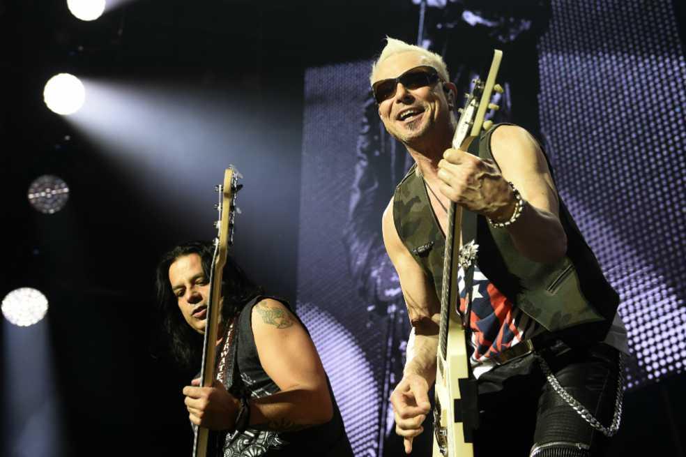 Scorpions, el dulce sonido del metal