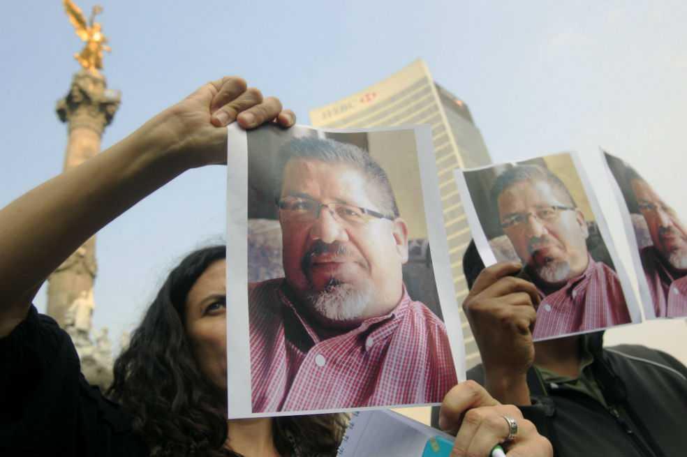 Fiscalía mexicana ejecuta orden de captura contra otro presunto asesino de Javier Valdez