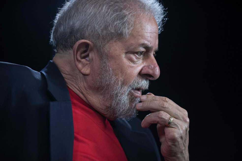 Los libros que el expresidente Lula lee desde su celda en Brasil