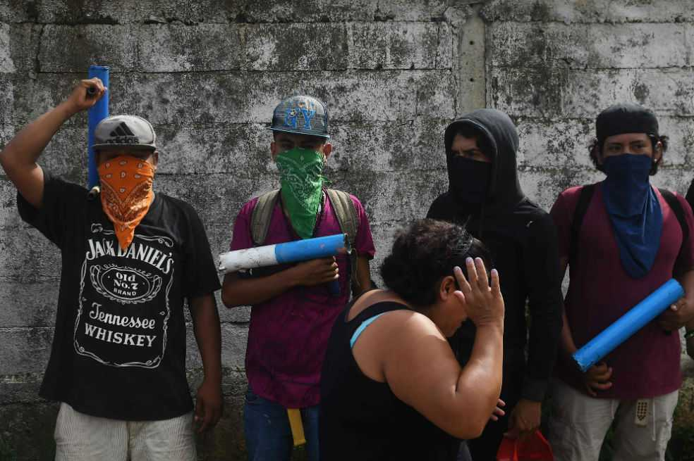 Desmedido ataque a Mayasa, la ciudad que se levantó contra Daniel Ortega