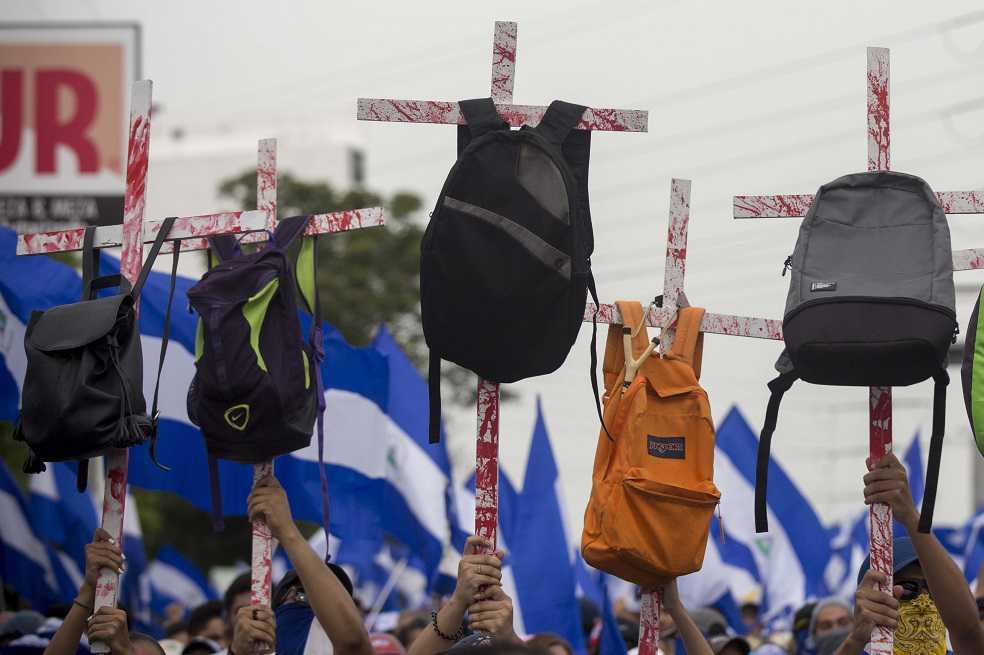 Así se han vivido los 100 días de crisis en Nicaragua