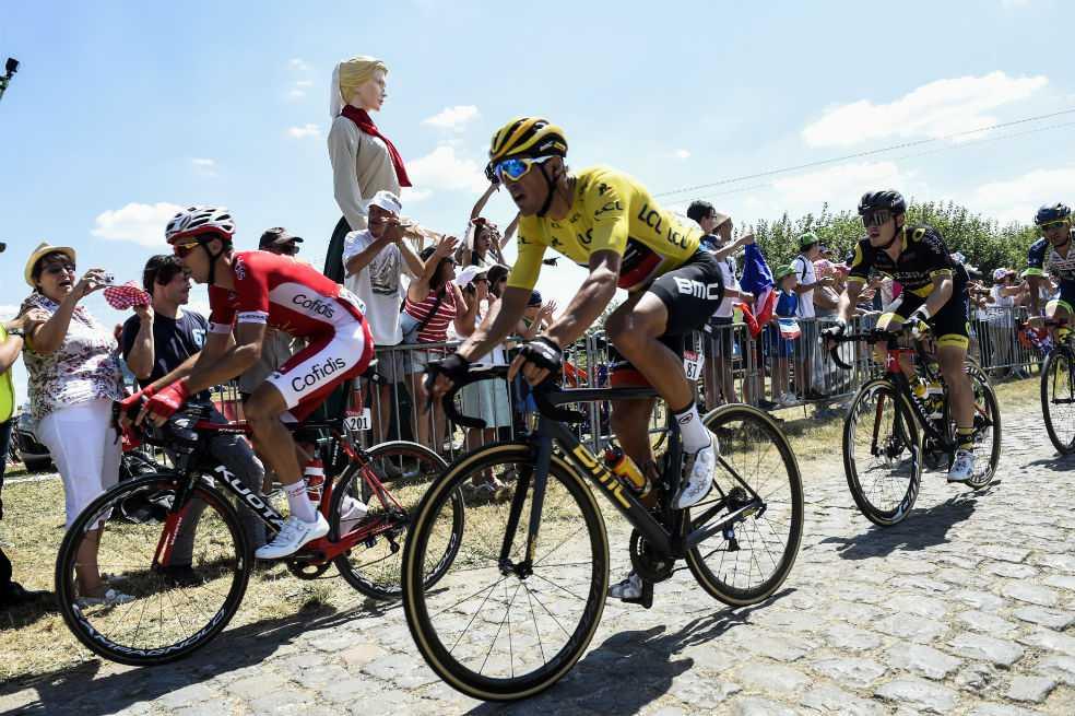 Las claves de la segunda semana del Tour de Francia