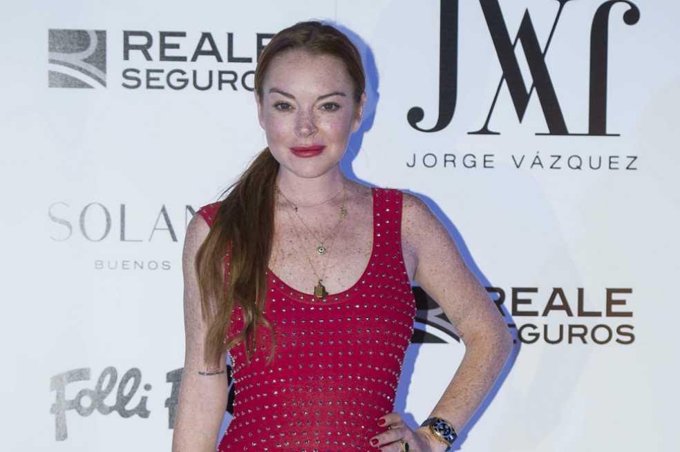 Lindsay Lohan quiere adoptar a su primer hijo