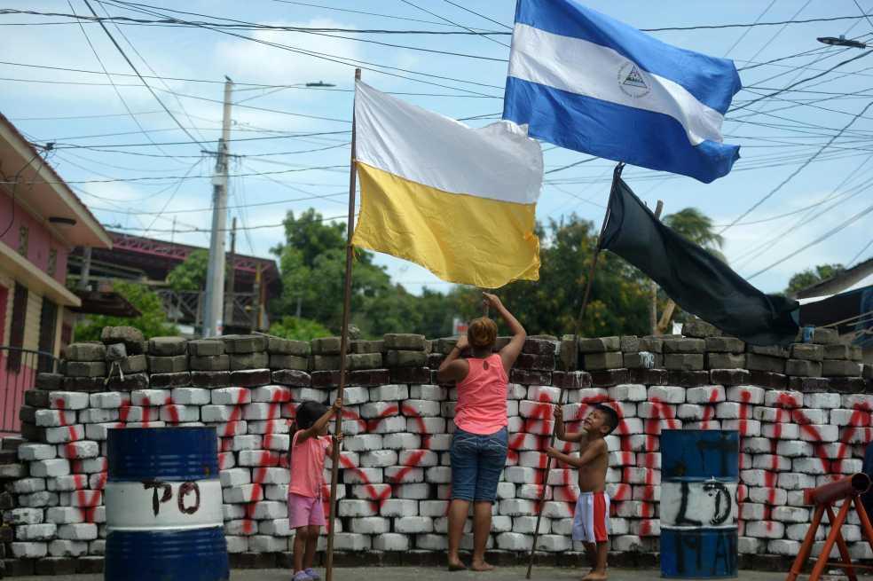 A un día del paro nacional, los nicaragüenses desafiaron a Ortega en las calles