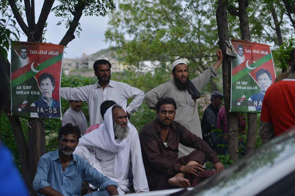 Caos electoral en Pakistán