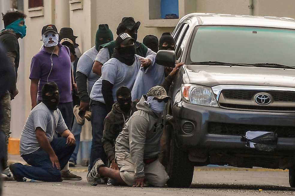 En casi tres meses han muerto 351 personas en Nicaragua