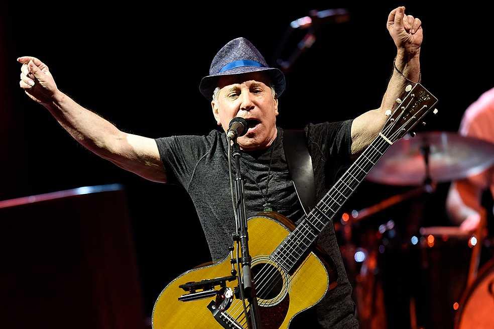 Paul Simon lanzará nuevo álbum antes de presentar su último concierto