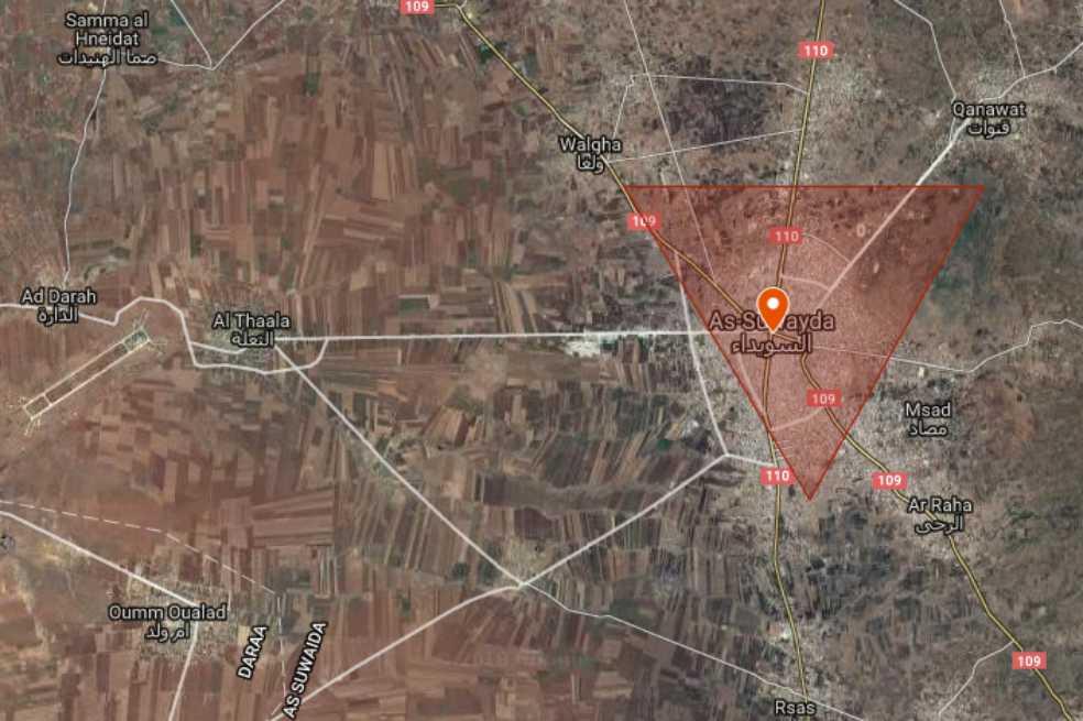 Sube a 156 el número de muertos en combates y atentados en el sur de Siria