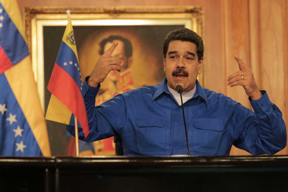Maduro reconoce su «responsabilidad» en la crisis económica de Venezuela