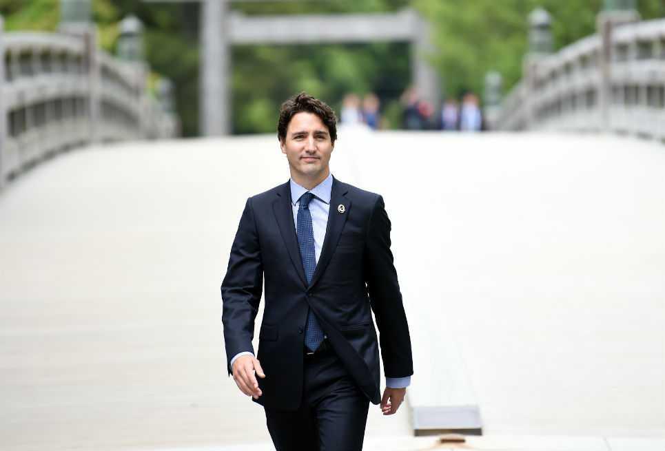 Justin Trudeau, ¿acusado de conducta sexual inapropiada?
