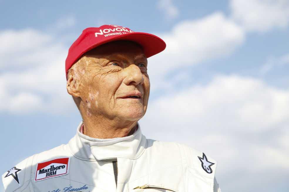 Niki Lauda, el 'Fenix' del automovilismo
