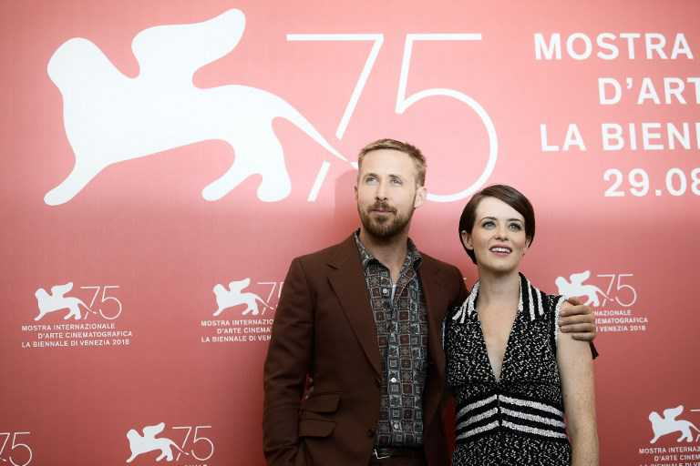 Festival de Cine de Venecia 2018 abre con el viaje a la Luna de Ryan Gosling