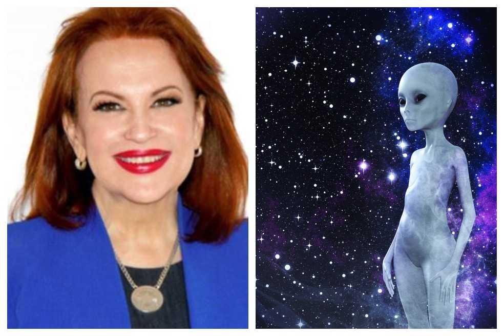 Precandidata al Congreso de Estados Unidos asegura que tuvo encuentros con extraterrestres
