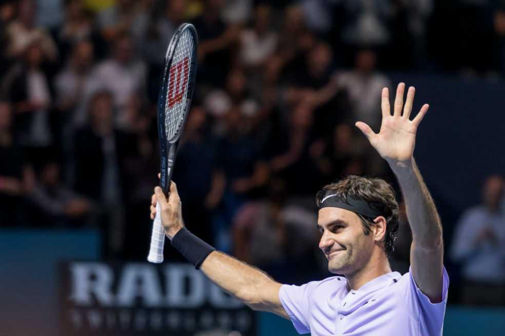 Federer está «impaciente» por comenzar el Abierto de Estados Unidos