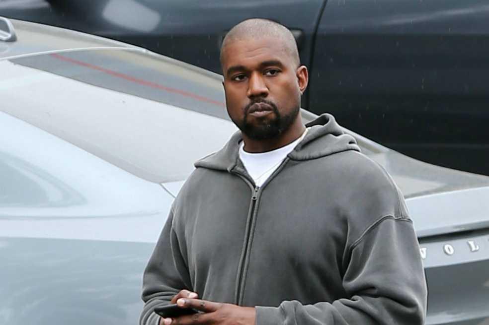 Kanye West se queda sin palabras cuando le preguntan por su apoyo a Trump