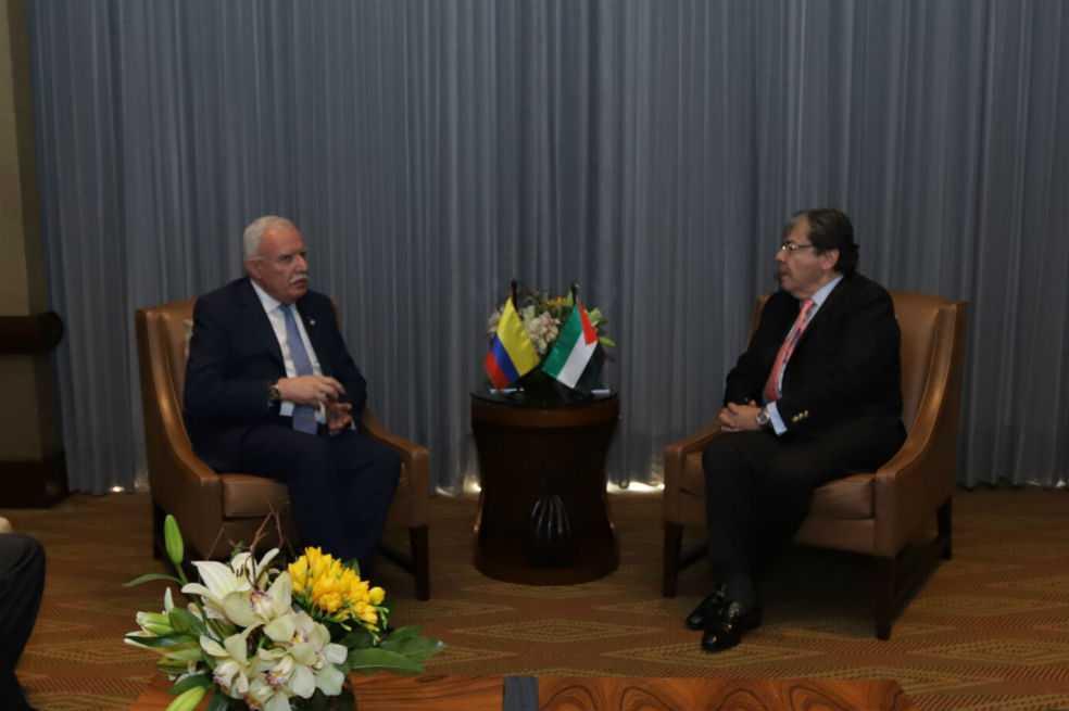Colombia reconoció a Palestina como un Estado, dice Embajada