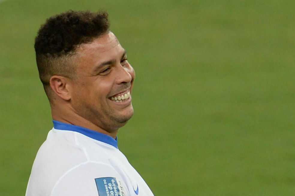 Ronaldo abandonó la clínica en Ibiza