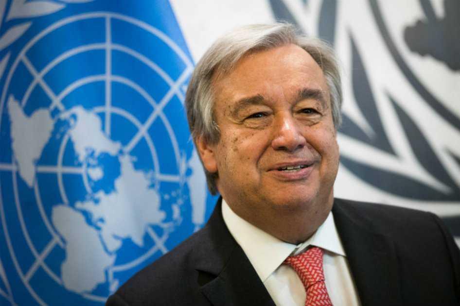 Canciller de Nicaragua se reunió con el secretario general de la ONU