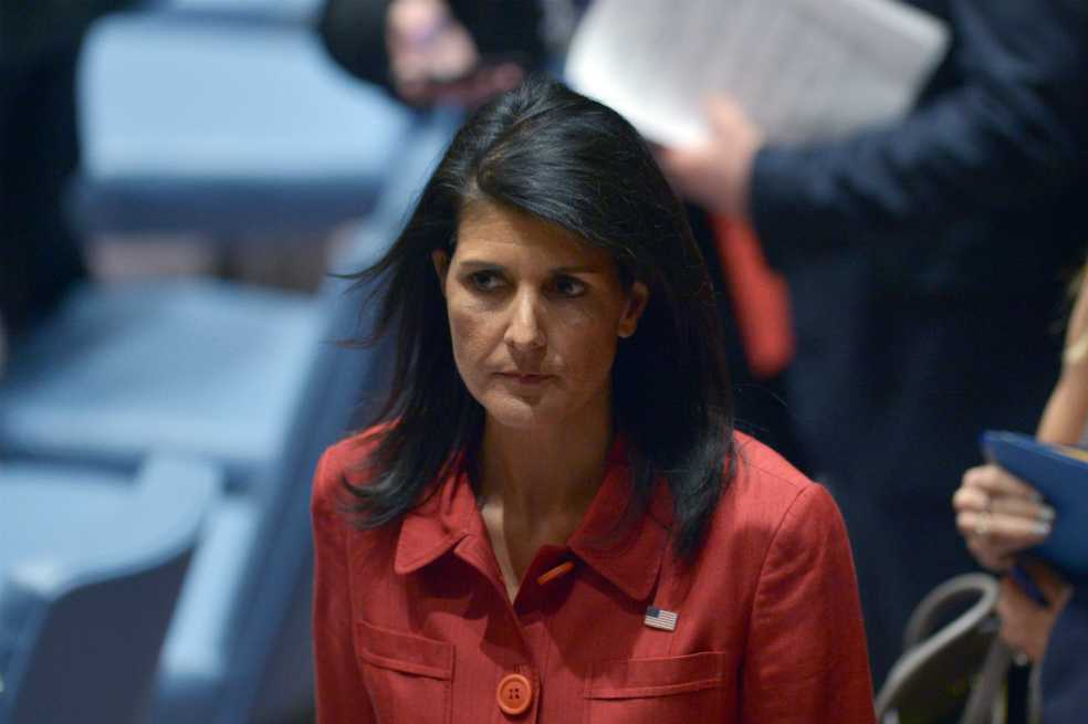 «El proceso de paz no fue perfecto, puede mejorarse»: embajadora de EE. UU. en la ONU