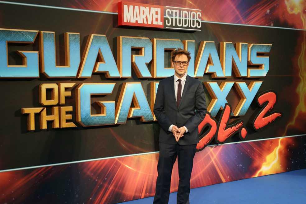 Disney se niega a contratar de nuevo a James Gunn