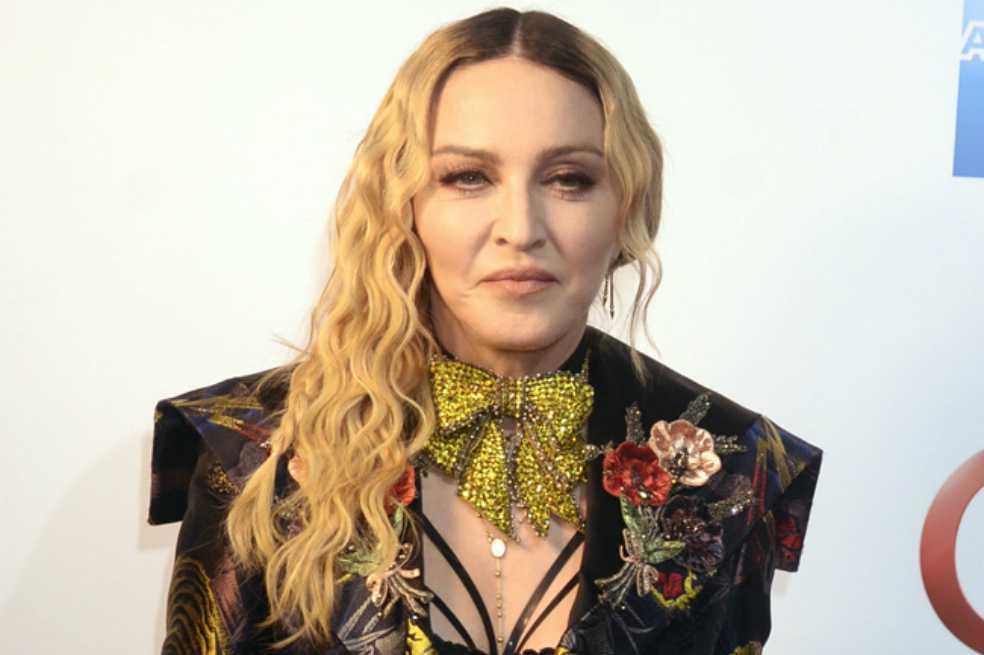 Madonna, lista para celebrar sus 60 en Marrakech