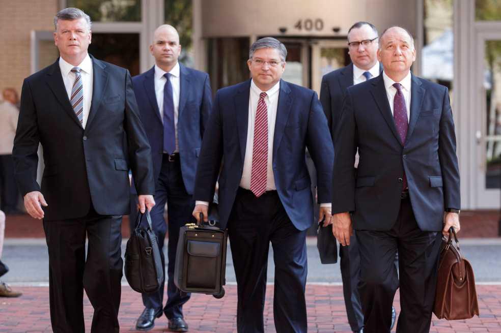 Exjefe de campaña de Trump «mintió», dicen fiscales en juicio por fraude