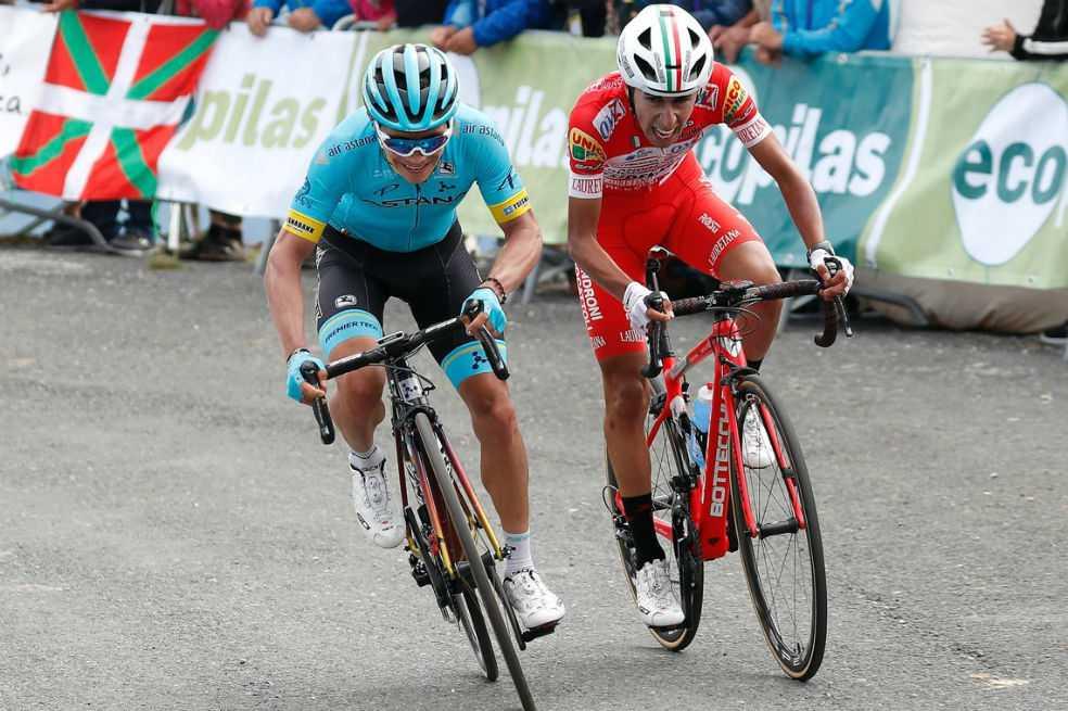 A un día del final, Miguel Ángel López se mantiene como líder de la Vuelta a Burgos