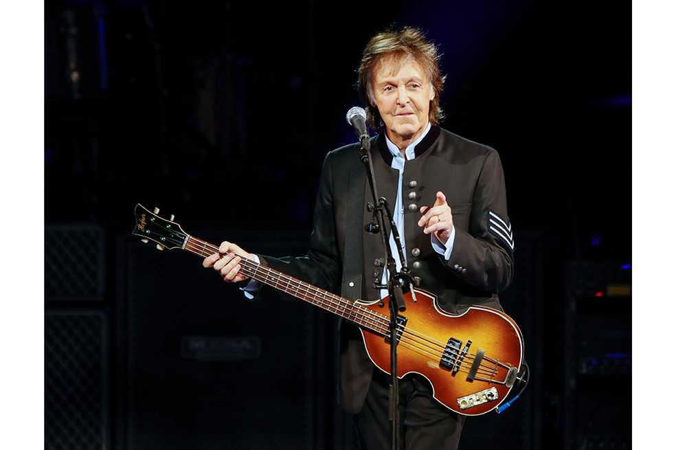 Paul McCartney lidera las ventas en EE.UU. por primera vez en 36 años