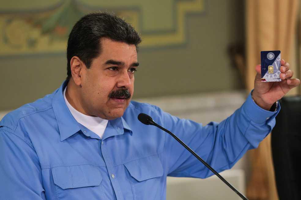 Maduro: «He ordenado que se active un puente aéreo para traer a venezolanos»