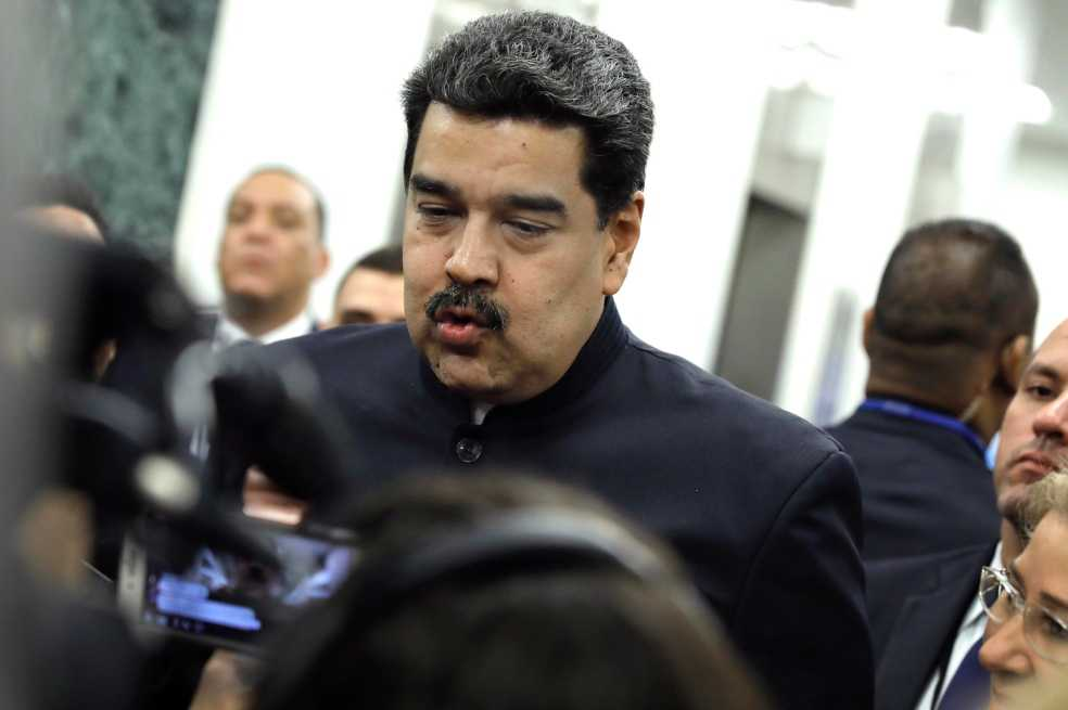 Maduro dice que obtuvo victoria total en la Asamblea General de la ONU