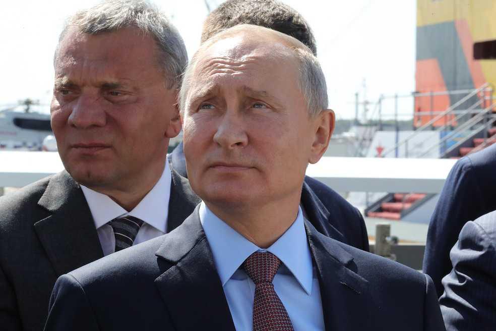 Sospechosos del caso Skripal no son miembros de la Inteligencia Rusa, según Kremlin