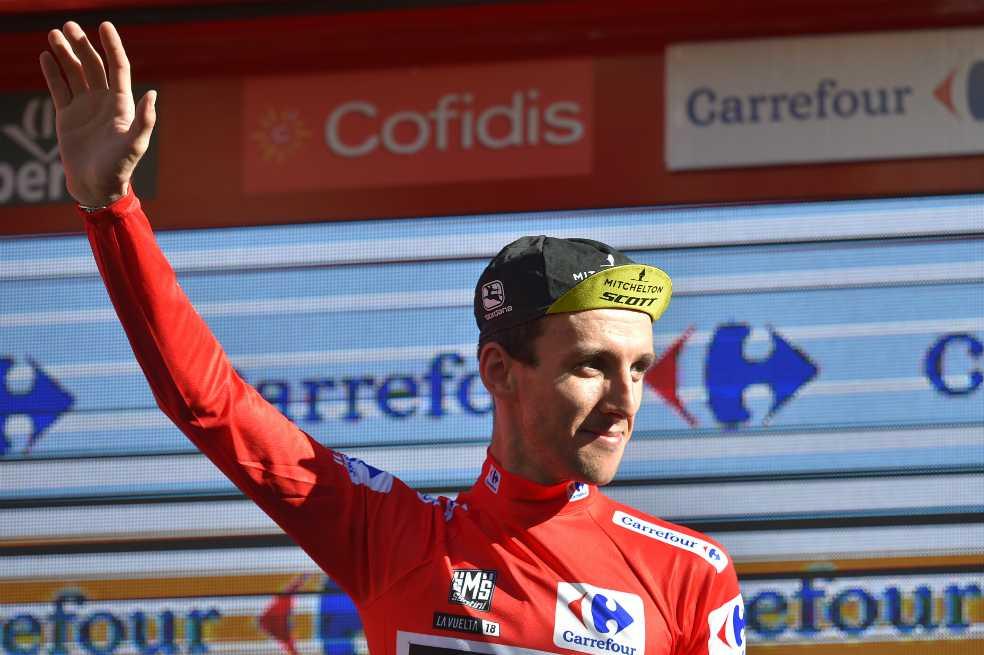 Simon Yates ya no cuenta con Nairo ni López en la Vuelta a España