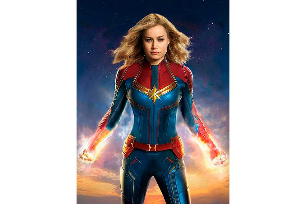 «Capitana Marvel»: este es el primer tráiler