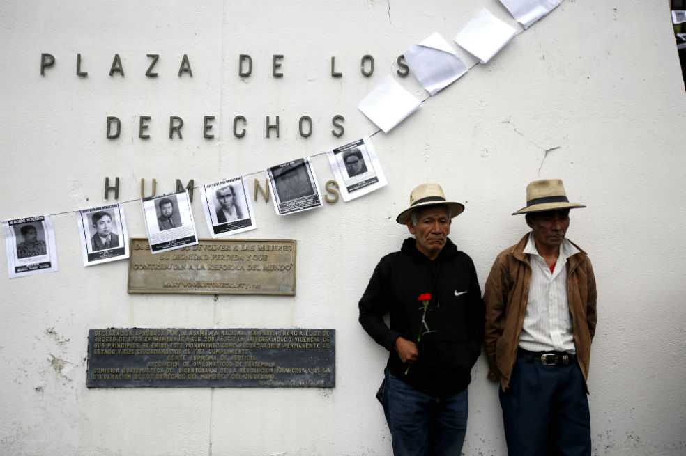 Hubo genocidio contra la etnia Ixil en Guatemala. Pero nadie lo cometió