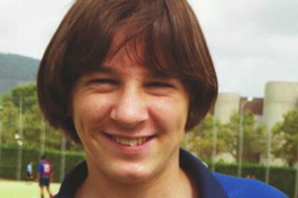 Hace 18 años Lionel Messi llegó a Barcelona