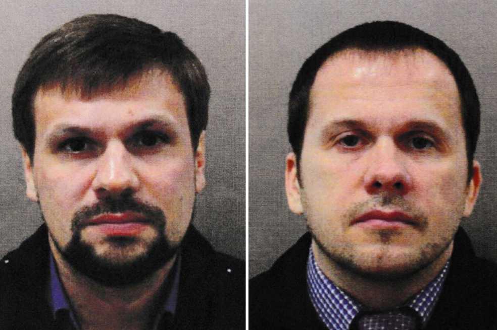 Acusados por envenenamiento de exespía Skripal afirman ser simples turistas
