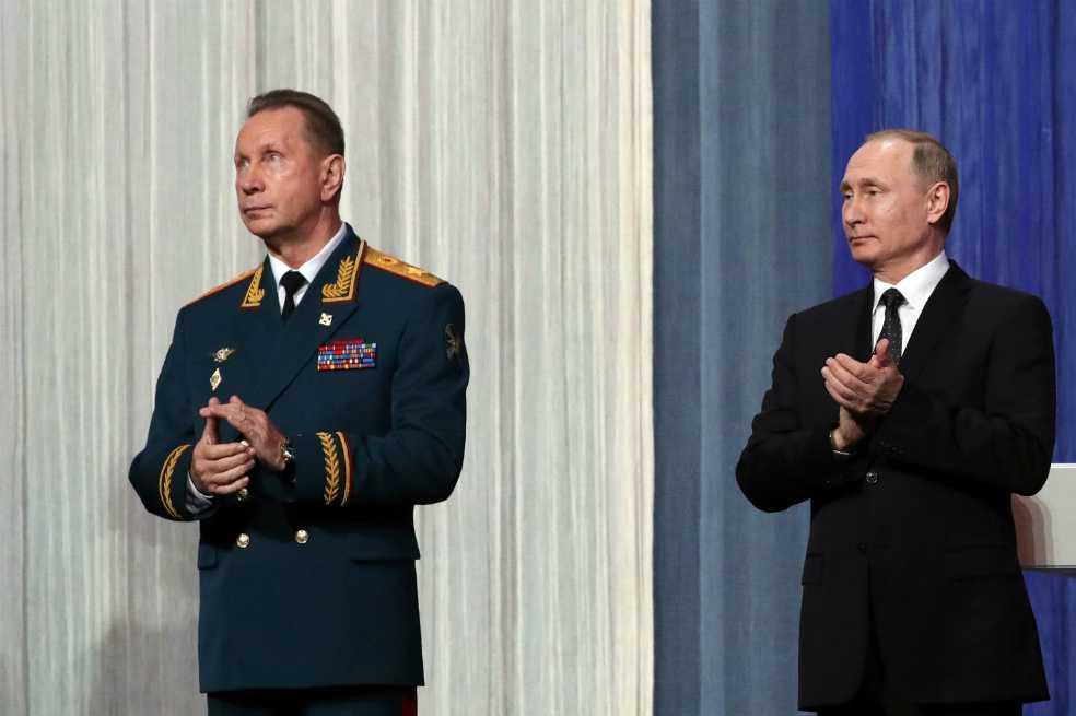 Jefe de la Guardia Nacional rusa reta a opositor de Putin a un duelo