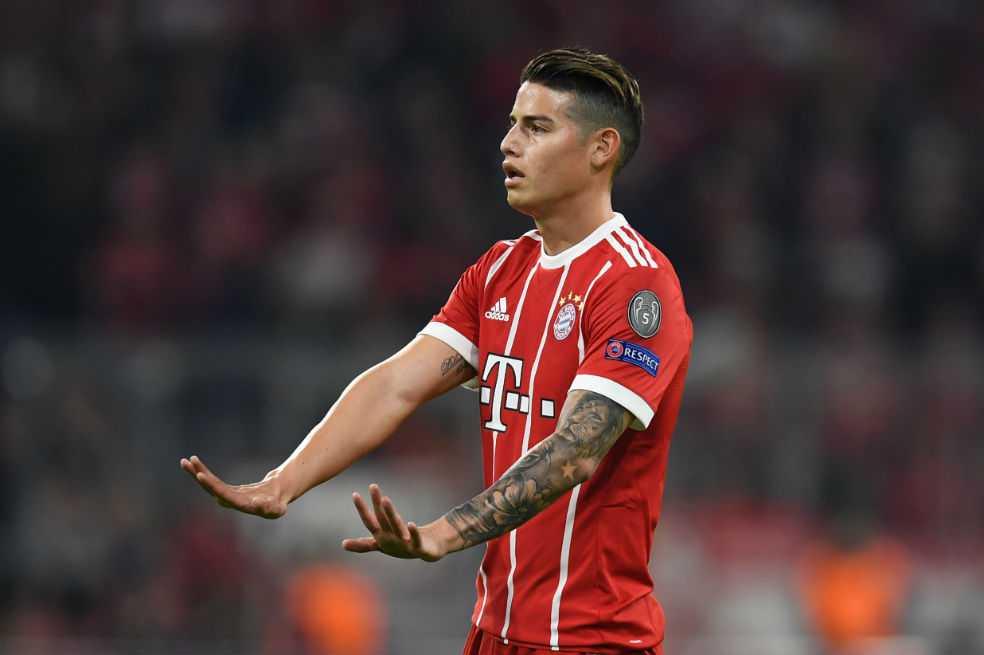 Con James, Bayern Múnich gana en Atenas y aleja su crisis también en la Champions