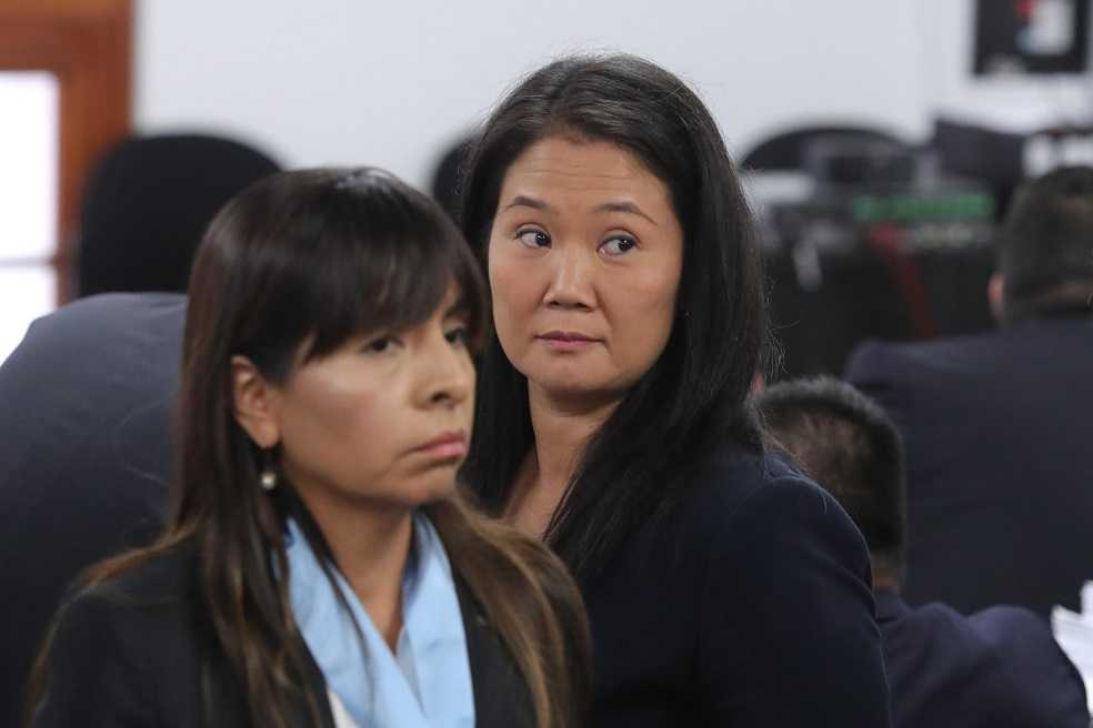 Los motivos por los que fiscal peruano acusó a Keiko Fujimori de lavado de activos