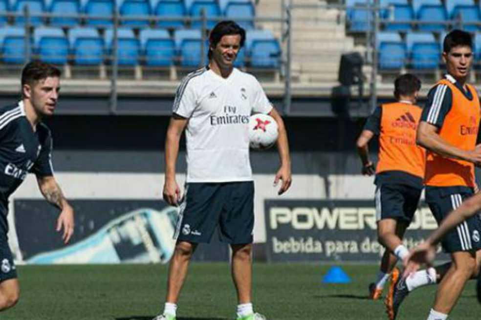 Santiago Solari, un recambio de urgencia para el Real Madrid