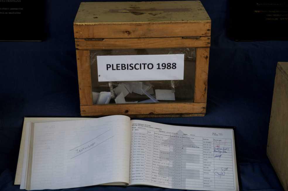 Chile conmemora a lo grande tres décadas del día en que dijo no a Pinochet