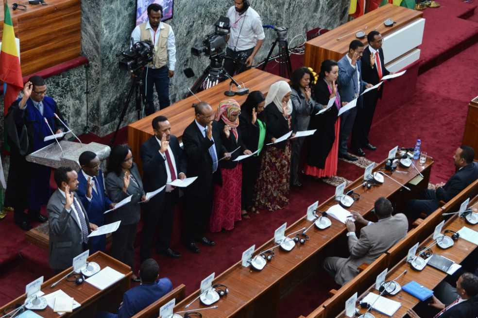 Igualdad en Etiopía: Mujeres compondrán la mitad del nuevo Gobierno