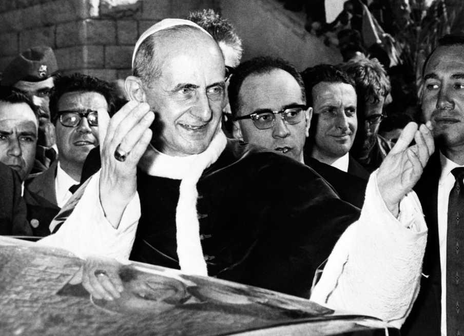 Pablo VI, el papa que dijo «no» a la píldora, llega a los altares